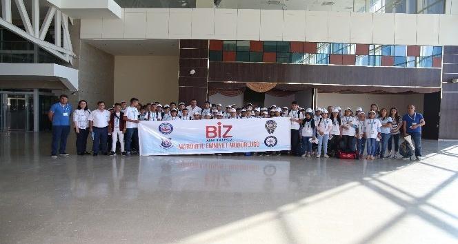 Mardinli öğrenciler İstanbul ve Çanakkaleyi gezecek