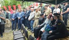Jandarma Genel Komutanı Çetinden şehit ailesine intikam sözü