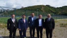 Gençlik ve Spor Bakanı Bak Trabzonda