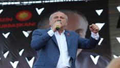 İnce: Yorgun adam gidecek, Türkiyenin başına taze bir kan gelecek