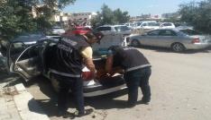 Mersinde narkotik uygulamasında 5 kişi gözaltına alındı