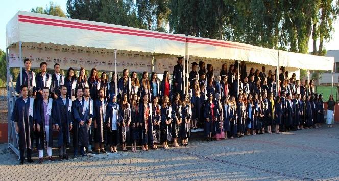 Başkent'li sağlıkçılar mezuniyetlerini kutladı