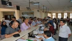Akdenizde İmar Barışı ve vergi yapılandırması hareketliliği