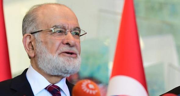 AK Parti'ye destek için Saadet'ten istifa etti