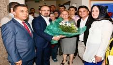 AK Partili Turan: Bu CHP Atatürkün kurduğu parti değil
