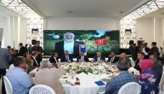 """Başkan Çelik, Çevre ve Şehircilik Bakanlığının """"İmar Barışı"""" toplantısına katıldı"""