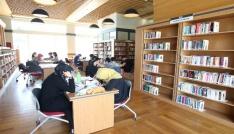 Bu kütüphane, tarzıyla okuyucuların gözdesi oldu