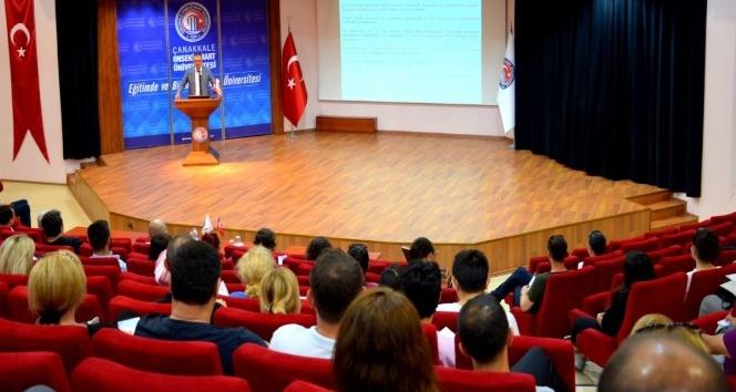 Yüksek Öğretim Kalite Yönetimi Stratejik Planı ve Anketleri Toplantısı gerçekleşti