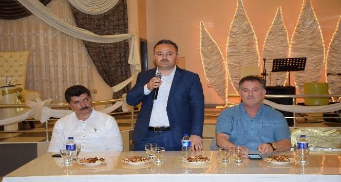 """AK Parti İl Başkanı Altınöz, """"Sefer bizden zafer Allahtan"""""""