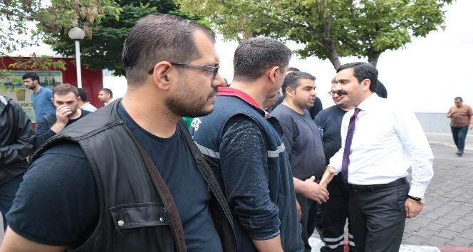 Petlas A.Ş.den Kırşehire 4 bin kişinin istihdam edileceği fabrika sözü