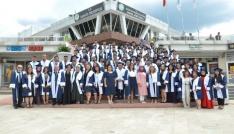 Sarıgöl MYOda mezuniyet töreni