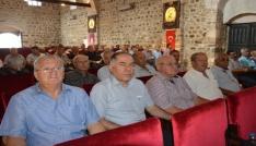 Manisada İmar Barışı toplantısı