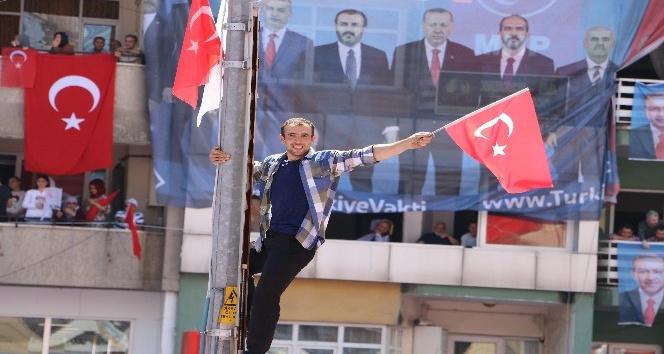Erdoğan: Bunlara bir Osmanlı tokadı gerek (1)