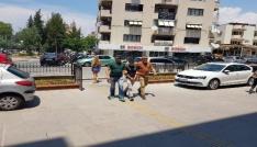 Kuşadasında çeşitli suçlardan aranan 4 kişi yakalandı