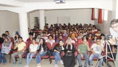 """Doğanşehir ilçesinde """"Ermeni Meselesi ve Gerçekleri"""" konusunda konferans verildi"""