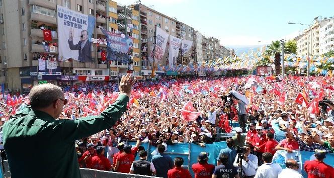 Cumhurbaşkanı Erdoğan: Kandilde 35 kritik terörist öldürüldü (2)