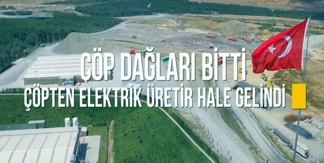 Çöpleri toplanmayan İstanbul'dan çöplerinden elektrik üretilen İstanbul'a