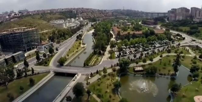 19994'ten bugüne İstanbul'un yeşil alanları 6 kat arttı