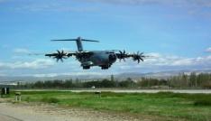 ATLAS stratejik nakliye uçağı Hava Kuvvetleri Komutanlığına teslim edildi