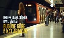 İstanbulun toplu ulaşımdaki büyük değişimi