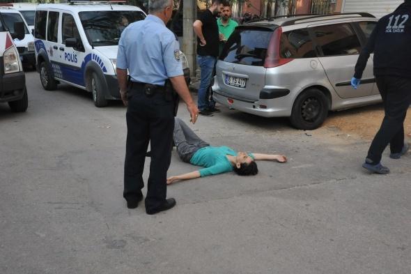 Sokağa çıktıklarında kadını bu halde buldular! Sebebini öğrenenin kanı dondu