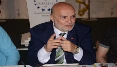 AK Parti Milletvekili Adayı Ahmet Yelis, TÜMSİADı ziyaret etti