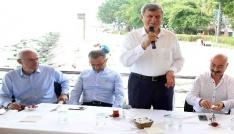 """Başkan Karaosmanoğlu, """"Kentlilik bilincini oluşturmak için de çalışmalar yapıyoruz"""
