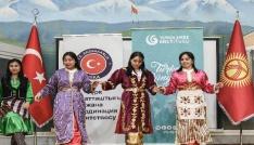 Kırgızistan Uluslararası Üniversitesi Türkçe sınıfı, TİKA tarafından yenilendi