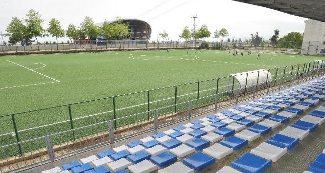 Trabzonda spor tesisi seferberliği