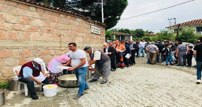 Nevruz köyü hayrı yapıldı