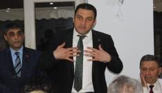 Bursalı Artvinliler MHPli adayı bağrına bastı
