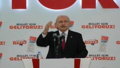 CHP Lideri Kılıçdaroğlu Tokatta