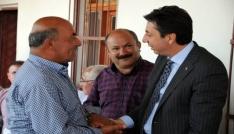 AK Parti milletvekili adayları Kendirli ve Erkan: AK Parti milletvekilleri olarak yapmaya geliyoruz