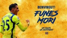 Villarreal, Evertondan Funes Moriyi transfer etti