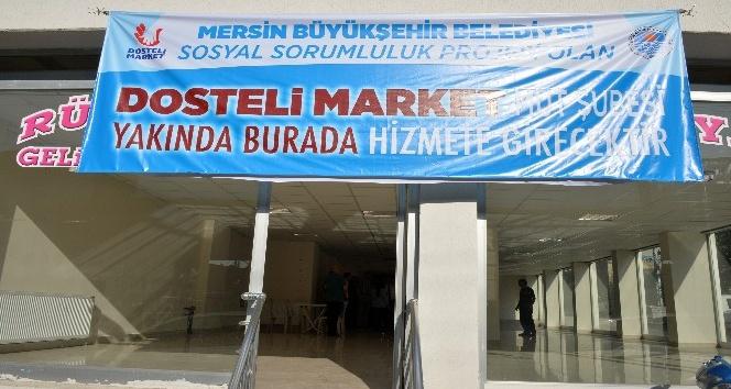 Dosteli marketin 7.si Muta açılıyor