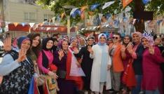 AK Parti Trabzon Milletvekili adayı Ayvazoğlu seçim çalışmalarına tüm hızıyla devam ediyor