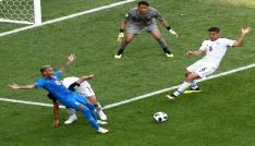 FIFA Dünya Kupası: Brezilya: 2 - Kosta Rika: 0