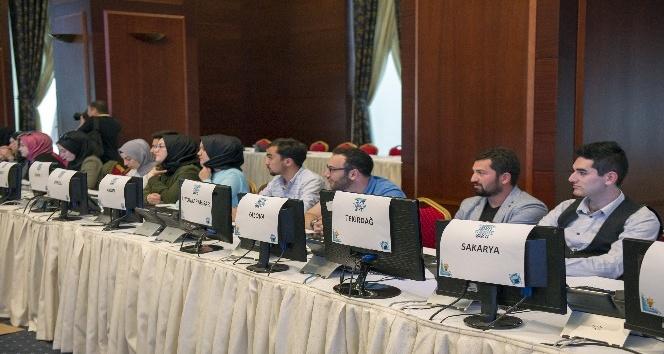AK Parti, Türkiyede sonuç alım sistemi merkezleri kurdu