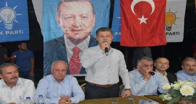 AK Partili Özkan: AK Partinin yeni bir başarı hikayesini okuyacağız