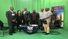 Kongolu öğrenciler uluslararası eğitim için GAÜyü tercih ediyor