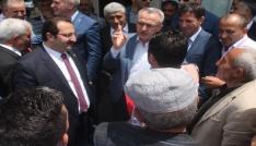"""Maliye Bakanı Naci Ağbal: """"Bu ekibin içinde esas oyuncu, gizli oyuncu Selahattin Demirtaş."""""""