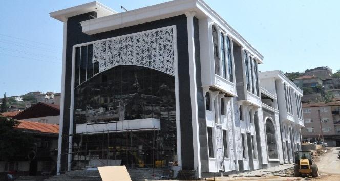 Yenidoğan- Serdar Kültür Merkezinde sona gelindi