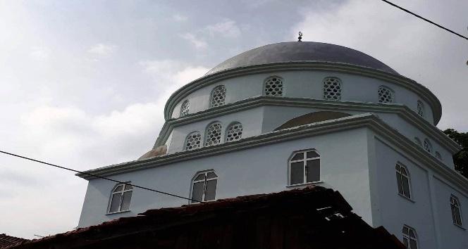 Balören Köyü Camiinde tadilat çalışması yapıldı