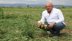 25 yıllık soğan üreticisi konuştu:
