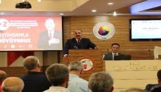 İŞKUR Genel Müdürü Cafer Uzunkaya: