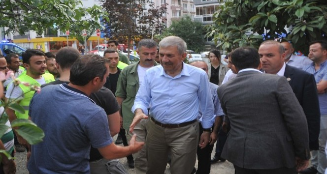 Bakan Demircan: Türkiye kalkınmasın diye 35 senemizi terörle meşgul ettiler