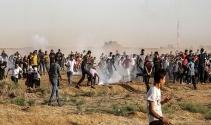 İsrail askeri yine saldırdı: 89 yaralı