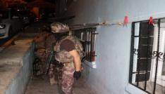 İstanbulda Narkotik operasyonu; 2 gözaltı