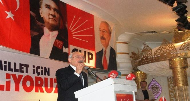 Kılıçdaroğlu: Sizden istediğim ilk şey, hiçbir gerekçenin arkasına sığınmadan hepinizin oy kullanması