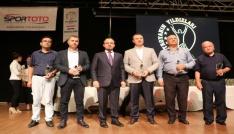 Troyanın Yıldızları Hedef Spor Ödülleri sahiplerini buldu